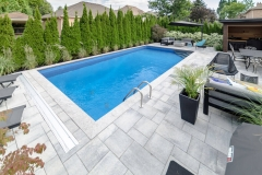 Vinyl Pool Photo  Gallery - Yorkstone Pools & Landscapes