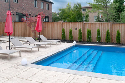 Vinyl Swimming Pools - Yorkstone Pools & Landscapes