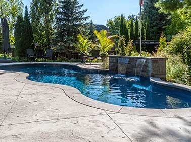 Pool Renovations - Yorkstone Pools & Landscaping